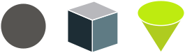 Square blocks icon